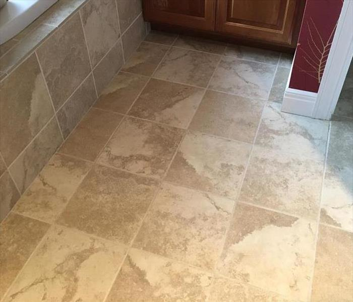 Residential Grout Cleaning After