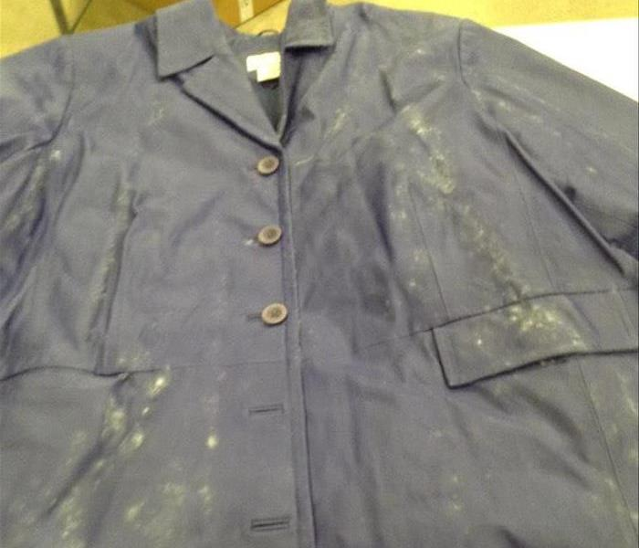Cleaning Mold on Leather Coats Before