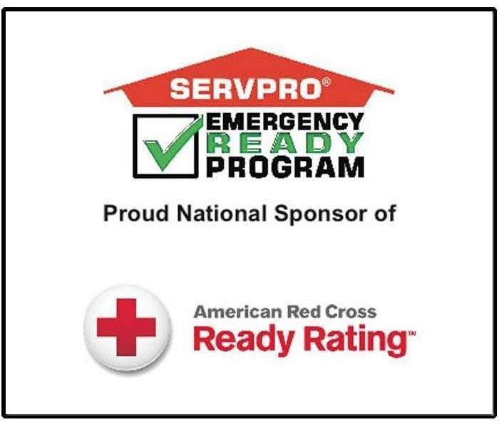 "Commercial Be ""Ready for whatever happens"" With The SERVPRO Emergency Ready Program"
