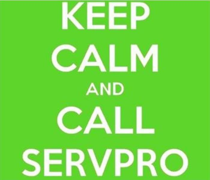 Why SERVPRO SERVPRO of Quincy Service Policy