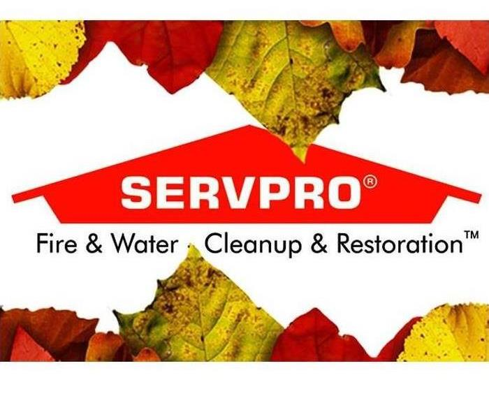SERVPRO Fall Leaves