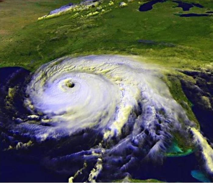 Storm Damage Hurricane Season 2017